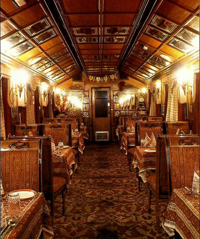 Palace on Wheels / Pic Courtesy : Payal Kapoor