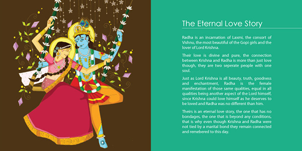 Krsna : The Story Illustrated / Pic Courtesy : Nikita Sawant