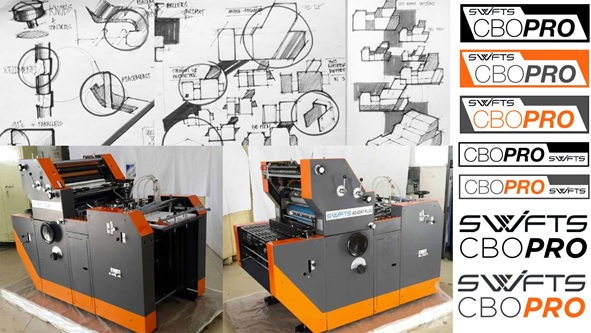 Aesthetic Concept, Detailing for Sheet-Metal Manufacturing, and Logo Design - all a part of one project / Pic Courtesy : Viraj Joshi